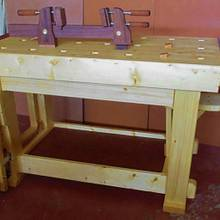 MY WORK BENCH - Woodworking Project by kiefer