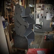 Gorilla bookshelves  - Woodworking Project by Narinder Jugdev