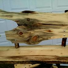 porch swing  - Woodworking Project by JMac