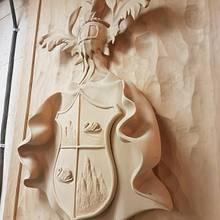 Coat of Arms - Woodworking Project by WestCoast Arts