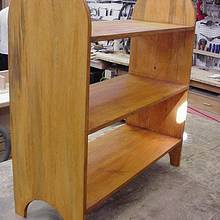 shaker bookshelf - Woodworking Project by a1jim
