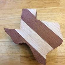Texas Band Saw Box - I cheated! - Woodworking Project by Whittler1950