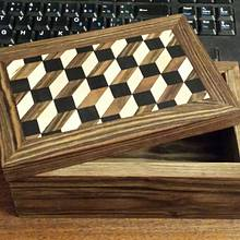 Wooden Box  - Woodworking Project by Mitch Breault