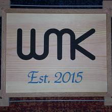 Custom Stenciled Sign #3 - Woodworking Project by Shin