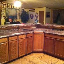 Low budget kitchen make over - Woodworking Project by Jay