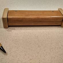 Pen Case - Woodworking Project by Galvipa