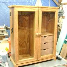 Large jewelry box - Woodworking Project by Jeff Smith