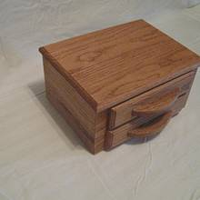 Pallet Wooden Jewelry Box - Woodworking Project by James L Wilcox