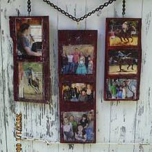 picture colage - Woodworking Project by barnwoodcreations