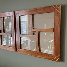 Framed - Woodworking Project by Narinder Jugdev