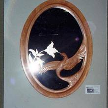 Hummingbird mirror - Woodworking Project by WestCoast Arts