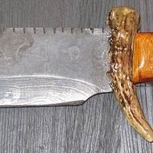 Damascus Knife - Metalworking Project by papadan