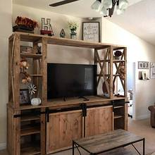 Tv Hutch  - Woodworking Project by Ian Richardson