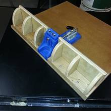Kreg pocket hole jig - Woodworking Project by Jeff Vandenberg