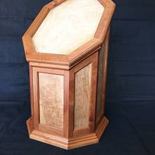 Taxidermy pedestal base - Woodworking Project by Stephen