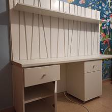 Kids desk - Woodworking Project by Square2