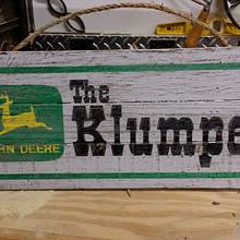 pallet wood signs. - Woodworking Project by travk72