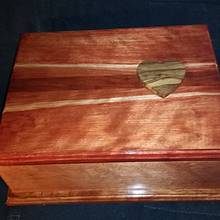 Keepsake Box - Woodworking Project by Steve Tow