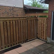 Fence and gate - Woodworking Project by Oblivion