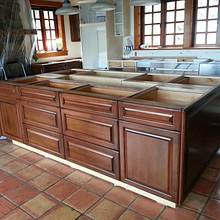 kitchen Island - Woodworking Project by WestCoast Arts
