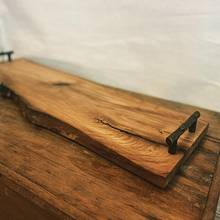 Olive Wood Serving Board  - Woodworking Project by Psalm139Woodworks