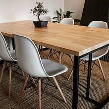 Handmade wooden table - Woodworking Project by Woodeensteel