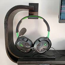 Desk Mounted Headphone Stand using Kerf Bending - Woodworking Project by Alexis
