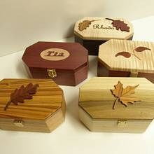 Xmas boxes - Woodworking Project by MontanaBob