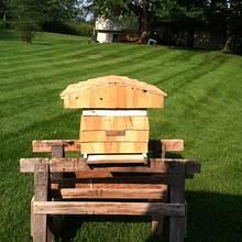 Cabin - Woodworking Project by Vettekidd97