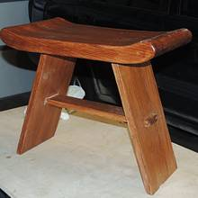 Simple Shower Bench - Woodworking Project by Rolando Pupo