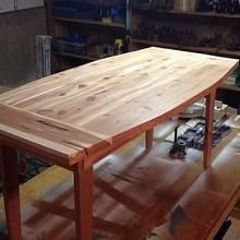 New work in progress - Woodworking Project by Shinju