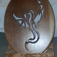 Dragon 1 - Woodworking Project by spiderz