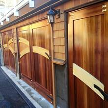 Carriage Doors - Woodworking Project by WestCoast Arts