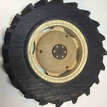Tractor wheels - Woodworking Project by Dutchy