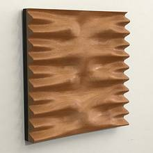 Convergent and Divergent Ripples #1 - Woodworking Project by Roger Gaborski