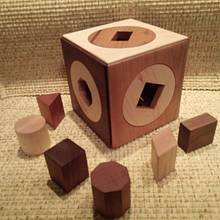 Child Shape Toy - Woodworking Project by Peepaw