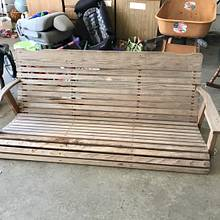 Roadside Find - Woodworking Project by horstbc