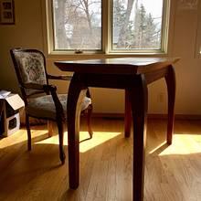 Live edge desk - Woodworking Project by Narinder Jugdev
