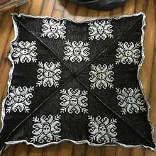 Deathflake Afghan/ Lapghan - Needleworking Project by MsDebbieP