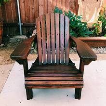 Adirondack Chair - Woodworking Project by woodsforgoods