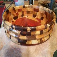 Crazy Bowl - Woodworking Project by Will