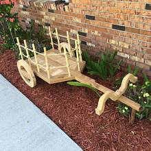 Wagon - Woodworking Project by Angelo