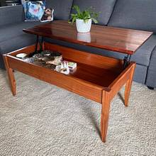 Coffee Table - Woodworking Project by zhwoodworking