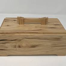 "A ""One Wood"" Keepsake Box - Woodworking Project by kdc68"