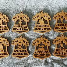 Personalize ornaments  - Woodworking Project by Tom