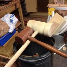 Traveling Gavel  - Woodworking Project by David A Sylvester