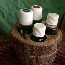 Oil Holder - Woodworking Project by MsDebbieP