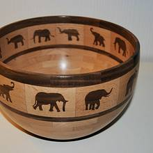 Elephant Walk - Woodworking Project by Mike40
