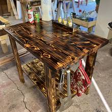 Grilling table - Woodworking Project by Johnsonsgoodwood