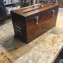 toolbox - Woodworking Project by Thornwood Lou